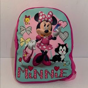 Kids Minnie Mouse Backpack